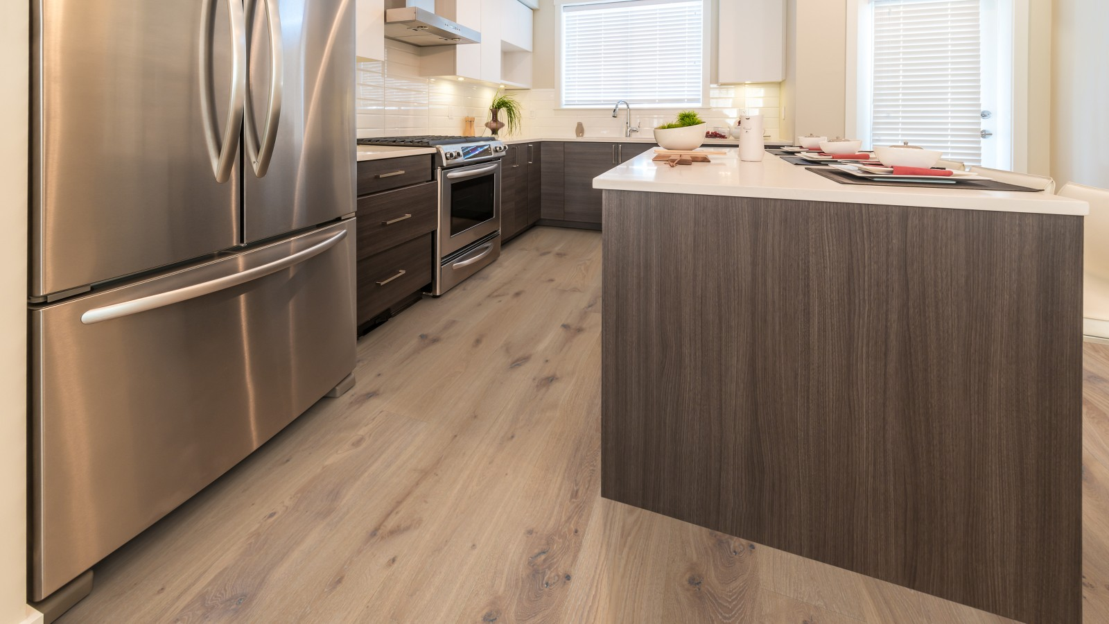 Rocky Mountain Rustic European White Oak Weston Floors